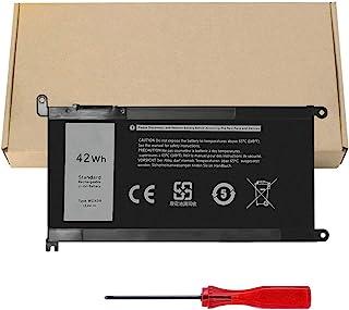 WDX0R Laptop Battery for Dell Inspiron 13 5368 5378 5379 7368 7378 Inspiron 14-7460 Inspiron 15 5565 5567 5568 5578 7560 7...