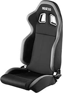 Sparco 00961NRGR Seat (R100 Black/Grey)