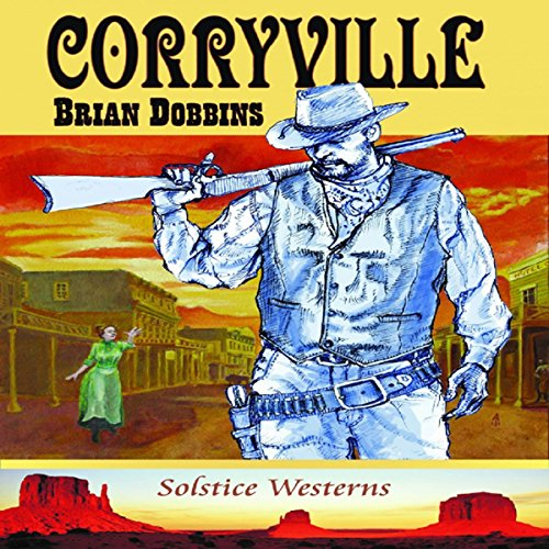 Corryville audiobook cover art