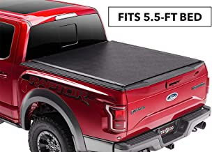 TruXedo Lo Pro Soft Roll Up Truck Bed Tonneau Cover | 590601 | fits 01-03 Ford F-150 Supercrew 5'6
