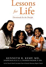 Lessons for Life: Devotionals for the Disciple