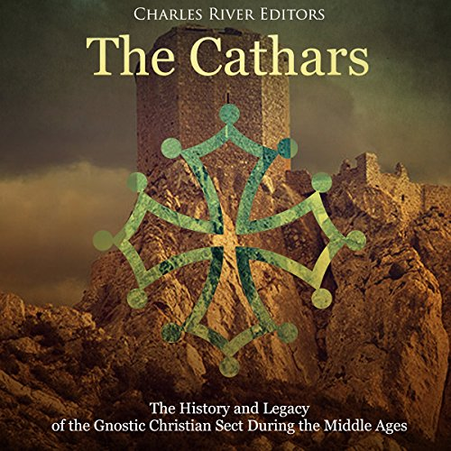 The Cathars audiobook cover art