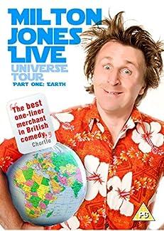Milton Jones - The Live Universe Tour - Part One: Earth