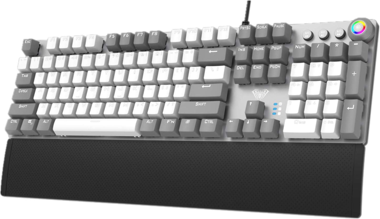 AULA F2088 Gray Mechanical Gaming Keyboard