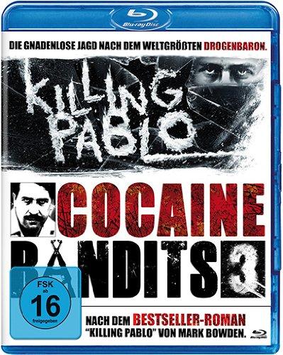 Cocaine Bandits 3 - Killing Pablo [Blu-ray]