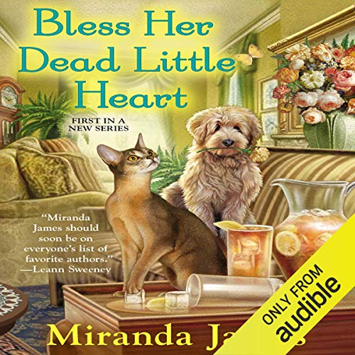 Bless Her Dead Little Heart audiobook cover art