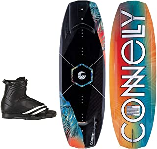 CWB Connelly Surge Kids Wakeboard 125cm, with Optima Boot S/M (sz 5-8)