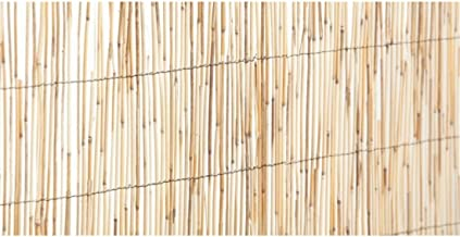 Amazon.es: valla jardin bambu