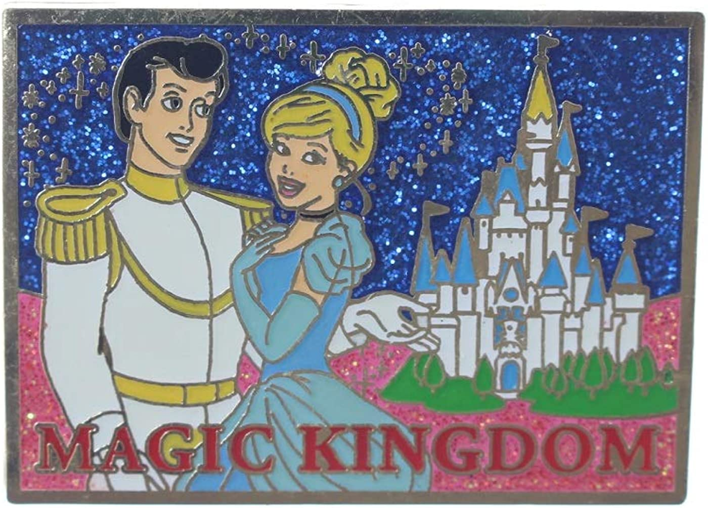 Disney Cinderella Annual Passhold Commorative Pin