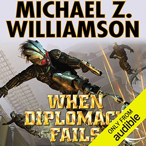 When Diplomacy Fails audiobook cover art