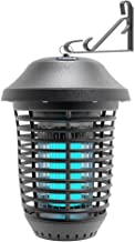 KPS Electric Bug Zappers, New Upgrade with Free Hanger 40W Outdoor Pest Control Lantern for Mosquitoes, Flies, Gnats, Pests & Other Insects, 1 Acre Coverage (1 Pack)