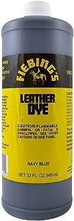 Fiebing's Leather Dye - 32 Ounces, Navy Blue