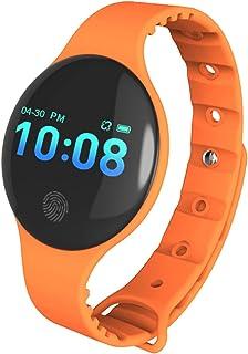 Moda Orologi intelligenti, Allskid Unisex Adolescente Ragazzi Ragazze Bluetooth Contapassi Elettronico Orologi Smartwatches