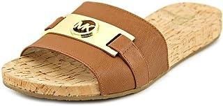cda8d3eb0d8 Michael Kors Women s Shoes Warren Slide Flat Sandals