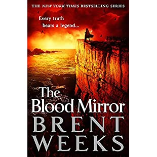 The Blood Mirror Book Four of the Lightbringer series:Videolink