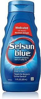 Selsun Blue Dandruff Shampoo 11 oz Pack of 5