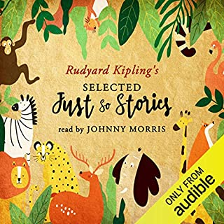 Selected Just So Stories cover art