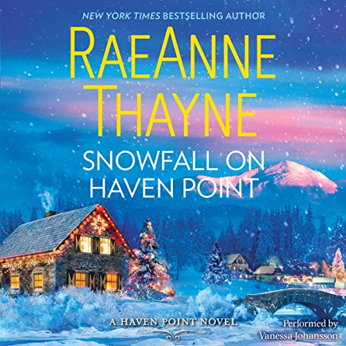 Snowfall on Haven Point audiobook cover art