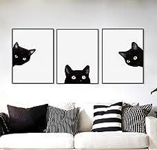 Amazon.es: cuadros gatos