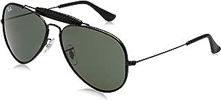RB3422Q Outdoorsman Craft Aviator Sunglasses
