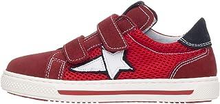 NeroGiardini P929450M Sneaker Kids Niño De Piel, Ante Y Tela