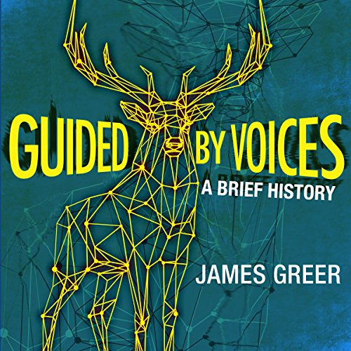 Guided by Voices audiobook cover art