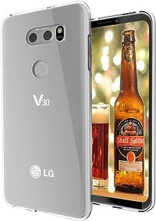 Clear Case for LG V35 ThinQ Case Slim Thin,LG V35 / LG V30 / V30 Plus / V30S Case Silicone Soft Skin Flexible TPU Lightwei...