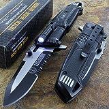 Best Get Tac Force Tac Force Folding Knives - Tac-Force Speedster EMT EMS Folding Pocket Rescue Knife Review