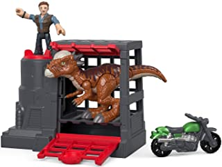 Imaginext Jurassic World Stygimoloch con Owen