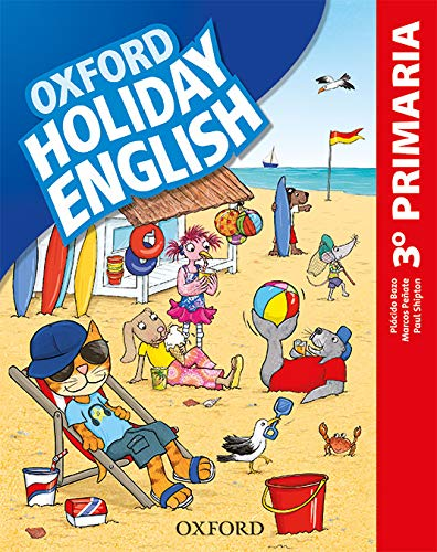 Holiday English 3.º Primaria. Student's Pack 3rd