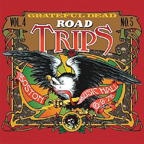 Road Trips Vol. 4 No. 5--Boston Music Hall 6/9/76 (3-CD Set)