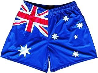 australia rugby shorts