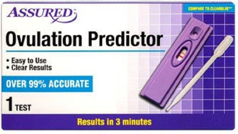 New Choice Ovulation Predictor 1 CT