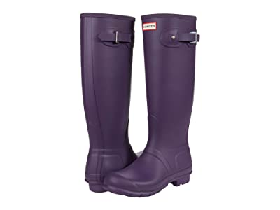 Hunter Original Tall (Cavendish Blue) Women