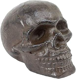 Best cast iron skull Reviews