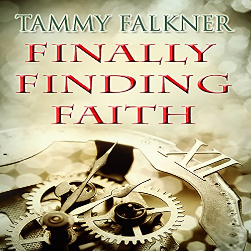 Finally Finding Faith audiobook cover art