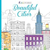 Color My World: Beautiful Cities (Adult Coloring Book)