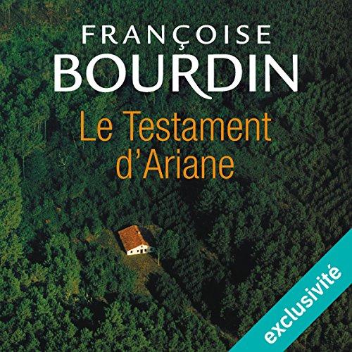Le testament d'Ariane (Le testament d'Ariane 1) audiobook cover art