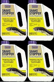 Bonide # 875 4 lb Snake Stopper Repellent Granules - Quantity 4