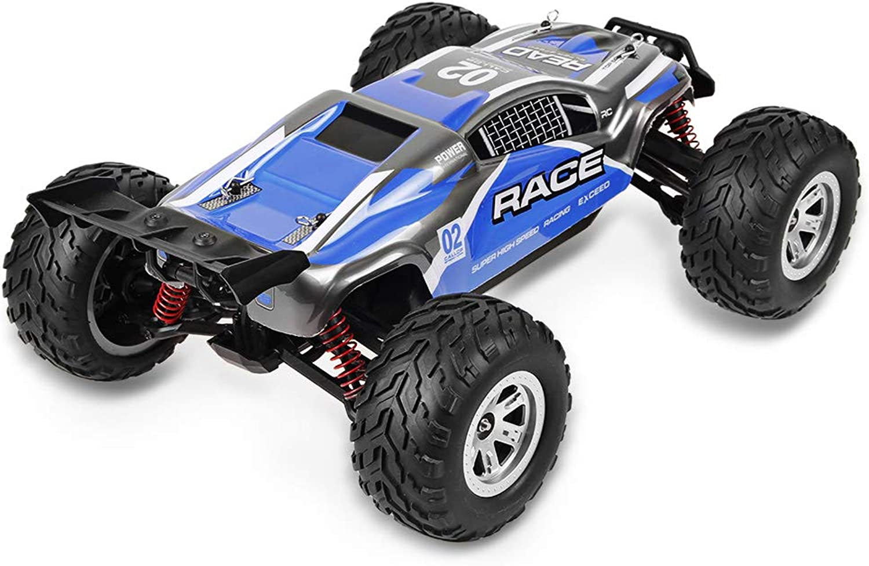 Generic Feiyue FY10 1 12 RC Racing Car RTR IP4 Waterproof   35km h Maximum Speed   Super Big Tire RC OffRoad Car Toy bluee