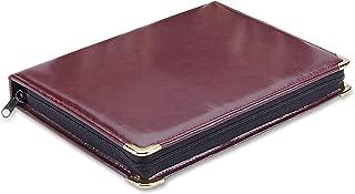 MMF Industries Portable Key Zipper Case, 8-7/8 x 1-3/8 x 11-7/8 Inches, 48-Key Cap (MMF201504817)
