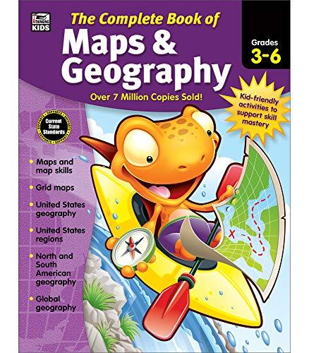 Carson Dellosa Complete Book of Map…