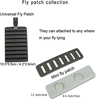 Aventik Fly Patch Combo Set Including an Universal and a Mini Fly Patch Excellent Fly Fishing Accessories