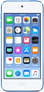 Apple iPod touch 6th Generation - 32GB, Blue