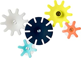 Boon Cogs Water Gears Bath Toys Set (Pack of 5)