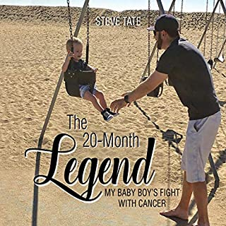 The 20-Month Legend     My Baby Boy's Fight with Cancer              Written by:                                                                                                                                 Steve Tate                               Narrated by:                                                                                                                                 Steve Tate                      Length: 5 hrs and 51 mins     Not rated yet     Overall 0.0