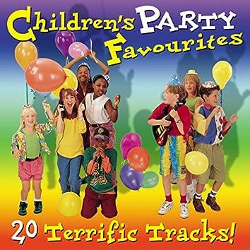 Children's Party Favourites: 20 Terrific Tracks!