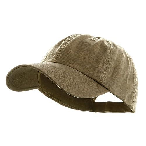 b49eb968ae2b5 MG Low Profile Dyed Cotton Twill Cap