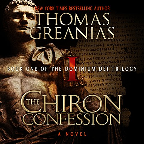 The Chiron Confession audiobook cover art