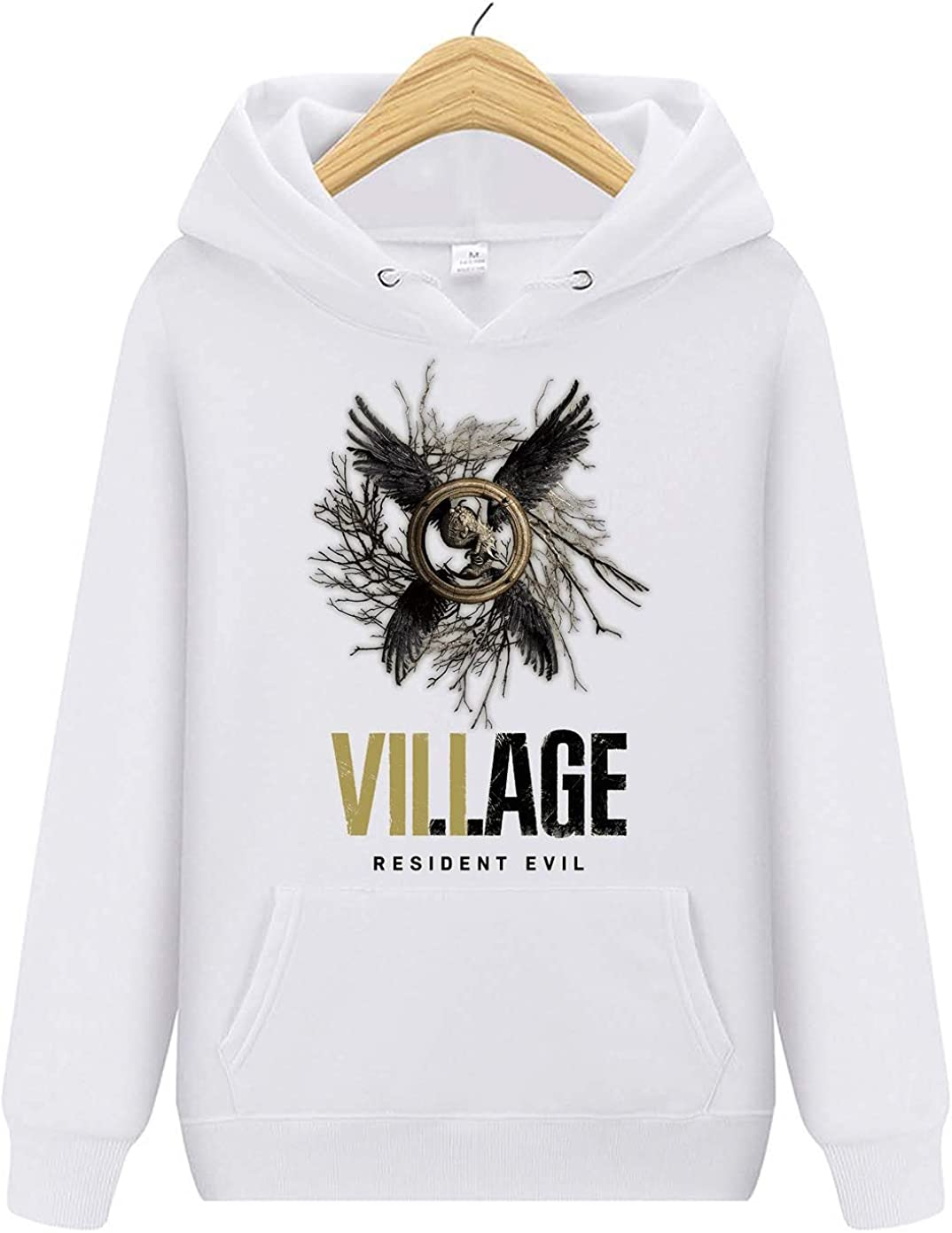 Dallas Mall Our shop OFFers the best service beidiyinger Resident Evil Village Unisex for Sweaterwear Hoodie